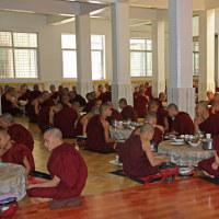 ミヤンマー チャッカワイン僧院 7