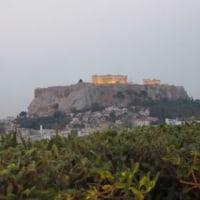 アテネ Day3&4 とにかくよく食べた!