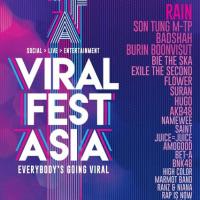 ViralFestAsia2017: Rain