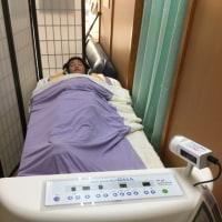 薬石遠赤外線治療ベッド