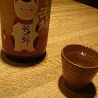 純米大吟醸の斗瓶取り