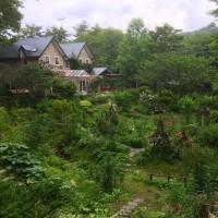 那須町高久丙 ガーデンハウス バイブリー オープンガーデン