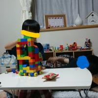 2012☆レゴ遊びする息子ちゃん☆