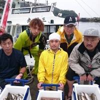 6月28日(水)イサキ釣果
