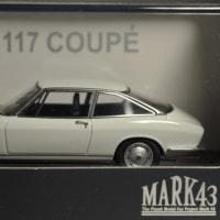 いすゞ 117 クーペ 1/43 MARK43
