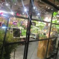 「青山」南青山本店フラワーマーケット テイーハウス