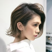 【春夏に向けたスタイル撮影】札幌ショートボブ美容室meika美容師高橋賢吾