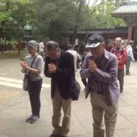竹馬の友達 in 園遊会