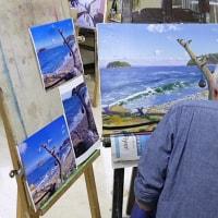 写実的な油絵を描きたいならココ 「デッサンから油絵」講座のご紹介