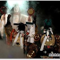 筏津神楽団「天の岩戸」⑱