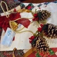 今年も一番乗りのクリスマスプレゼントは~素敵なyokoさんから~もうすぐ12月~