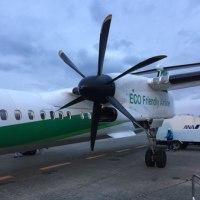 札幌と函館を飛行機✈️移動