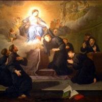 """聖母マリアのしもべ会""""七聖人創立者"""