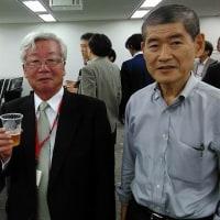 CIO賢人クラブセミナーで、元小松製作所社長の安崎さんのお話を伺った
