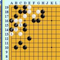 囲碁死活1174官子譜