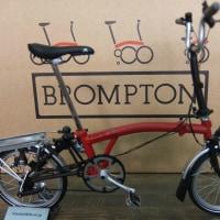 ブロンプトンの6分の1超精密模型を見に行ってきました・・・