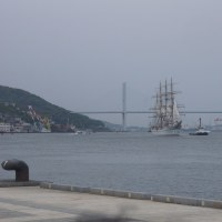 2017長崎帆船まつり 開幕初日 帆船・日本丸 2017・4・20