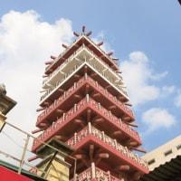 謎の八重の塔