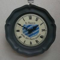 床屋✂💈さんの掛時計