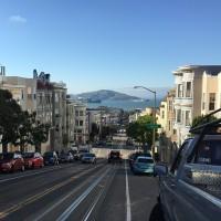 坂の多い街(サンフランシスコ/USA)