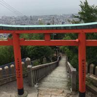 ひとり六甲縦走とプチ神戸案内