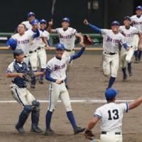 唐津商業高校が野球で佐賀県代表に