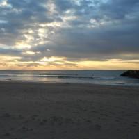 1月23日御宿海岸