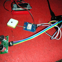 NAZE32 10DOF Ver6 SONAR GPS