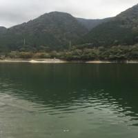 2016/10/22 丹沢湖バスフィッシング6