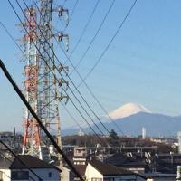 元日の横浜は快晴です