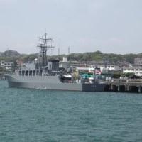 YOKOSUKA 軍港めぐり 2017.4.15