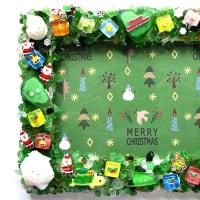 ネイチャークラフト 海×クリスマス