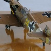 プラモデル大戦機、第一弾完成 !