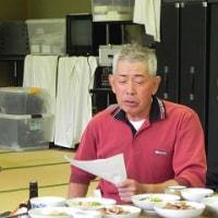 平成28年11月度 男の料理教室