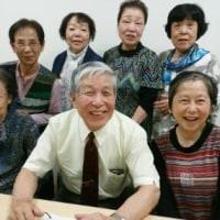 ♪ NTT西日本大阪病院の「がん・なんでも相談」は、斯界の雄のこの笑顔に励まされ