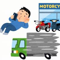 購入されたバイクは配達納車できます!(ヤマハ・YSP大分)