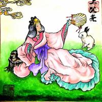 八琉ぎゃらりぃ。『八上姫』