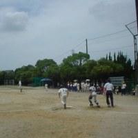 ソフトに野球☆