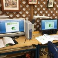 今日のパソコン活用教室