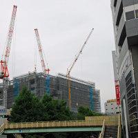藤沢市新庁舎建設近況