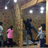 ▲名古屋の中川児童館から、子どもたちを受け入れました