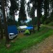 夏休みキャンプ日和。