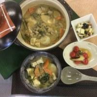 2月の男の料理教室「4班オリジナルメニュー」!!