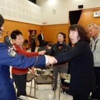 研修会を、千葉県警察と二人三脚で開催