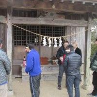 御奉社(おぶしゃ)で八坂神社に参拝