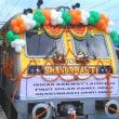 インド初のソーラー旅客列車
