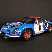 �Х����1/20 Alpine Renault A110�ʴ�����