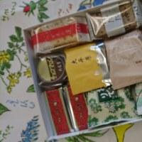 「東静岡地区の景観」卒論テーマの東海大学生からの北海道土産・六花亭のお菓子