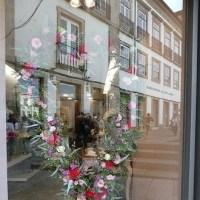 ポルトガルの花屋さん (2017年2月8日撮影)