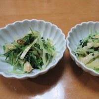 豆腐ステーキ筍入り野菜あんかけ
